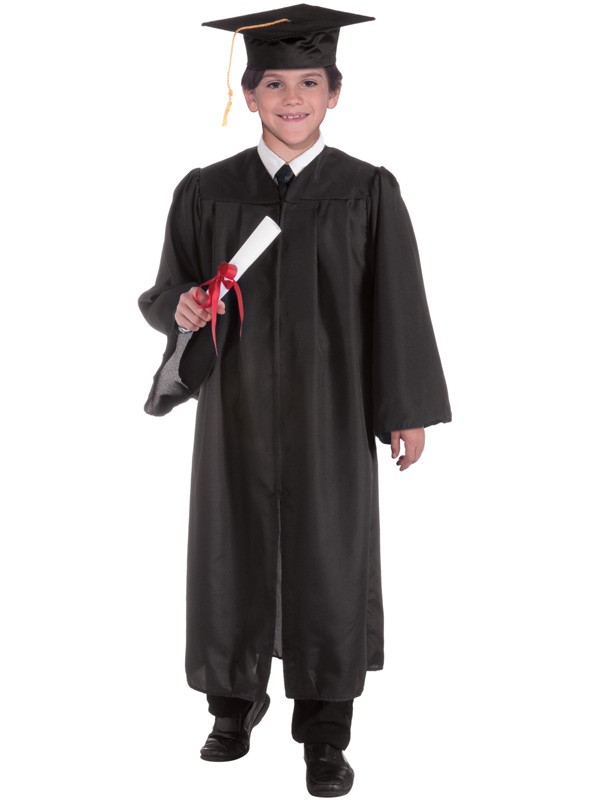 GRADUATION ROBE - CHILD UNISEX
